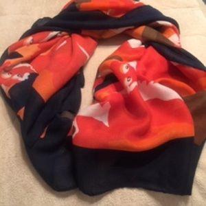 "Accessories - Cute ""foxy"" scarf"